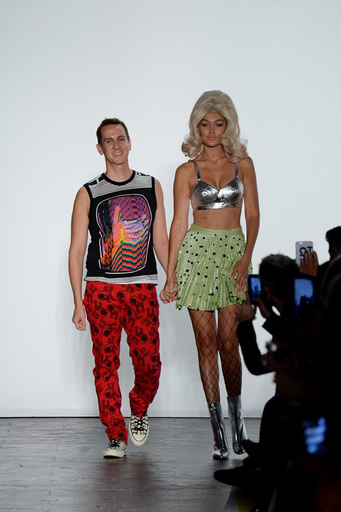 Jeremy Scott Ready To Wear SS 2016 NYFW (51)