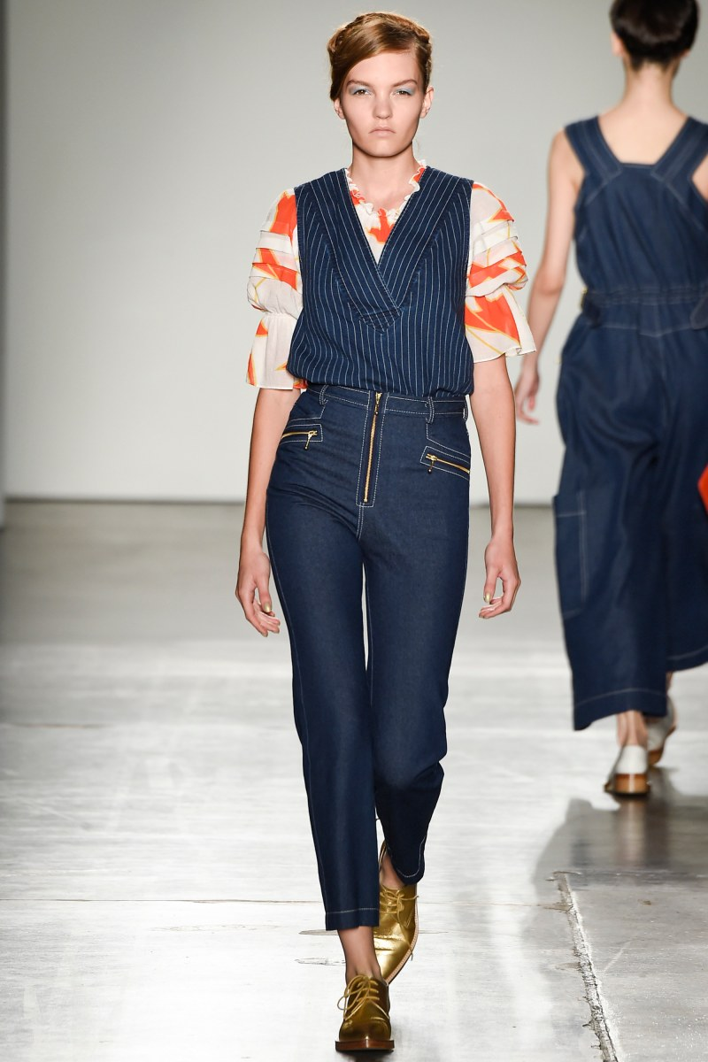 Karen Walker Ready To Wear SS 2016 NYFW (27)