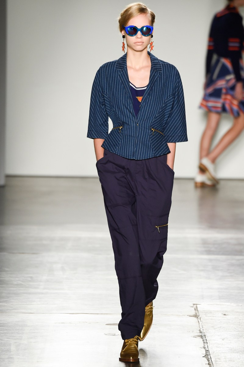 Karen Walker Ready To Wear SS 2016 NYFW (28)
