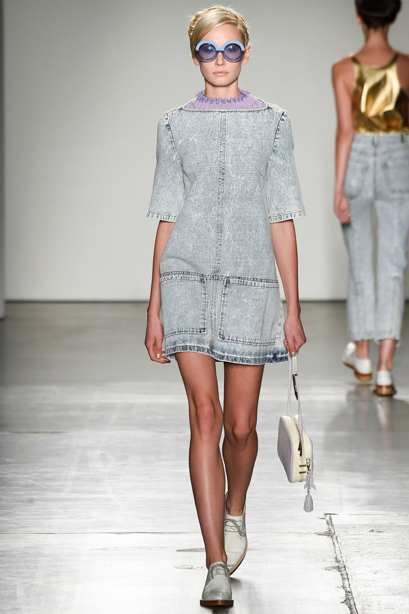 Karen Walker Ready To Wear SS 2016 NYFW (6)