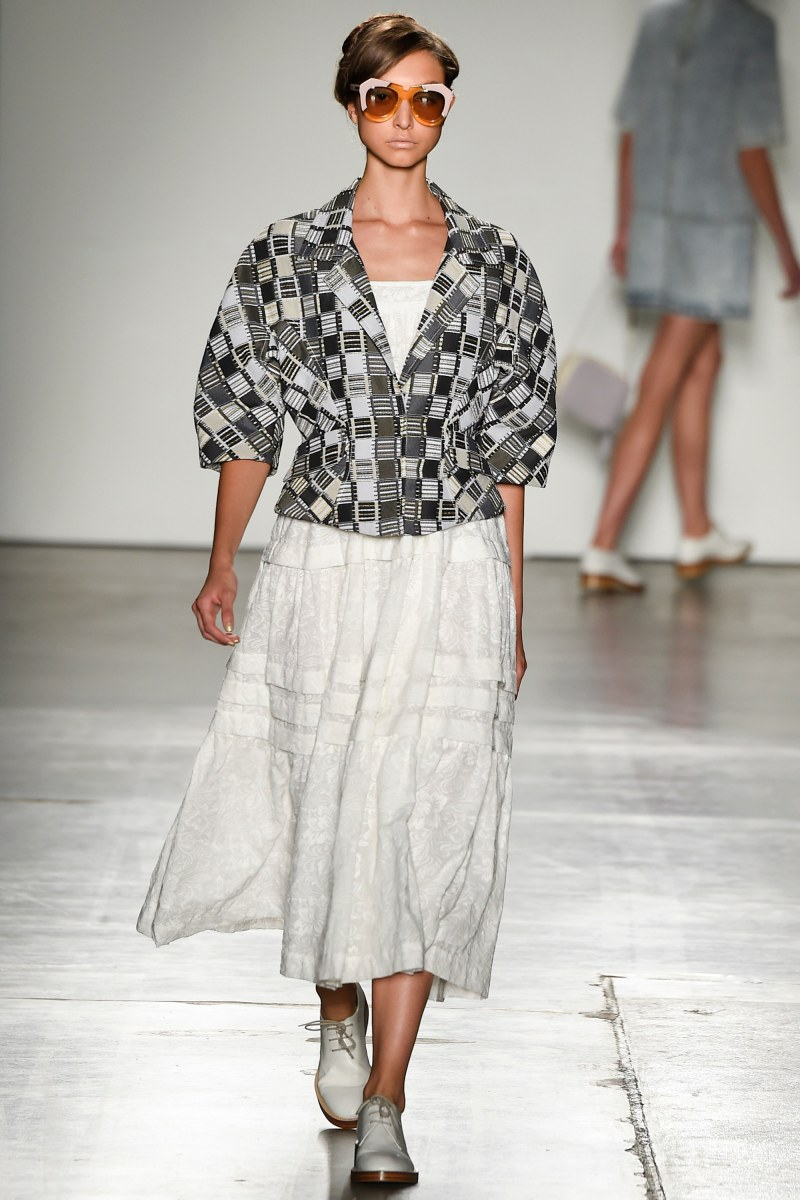 Karen Walker Ready To Wear SS 2016 NYFW (8)