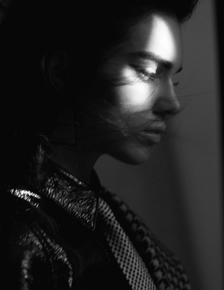 Kendall Jenner by David Sims (3)