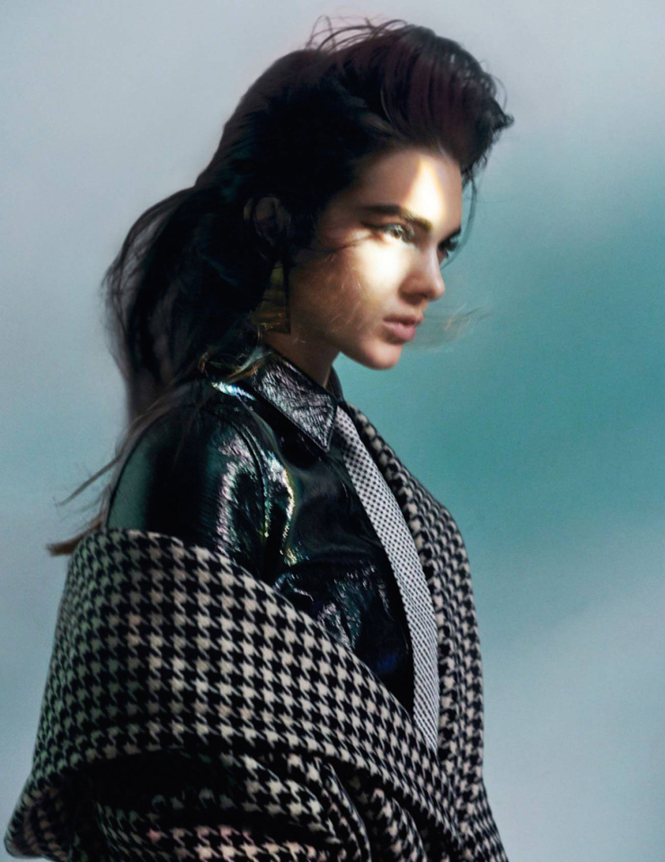 Kendall Jenner by David Sims (4)