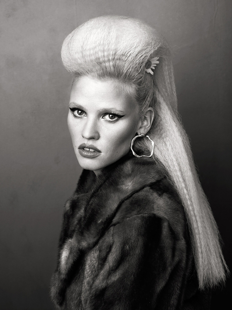 Lara Stone by Bjorn Iooss (10)
