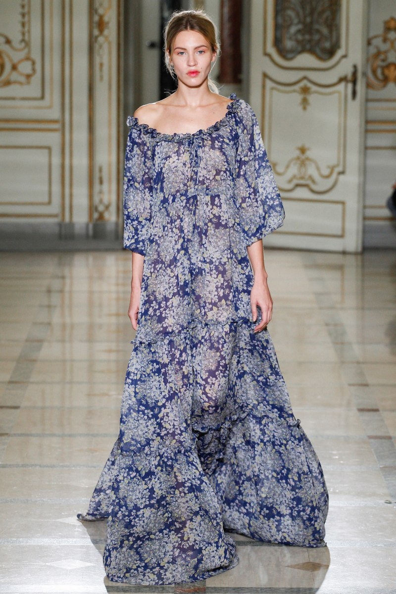 Luisa Beccaria Ready To Wear SS 2016 MFW (14)