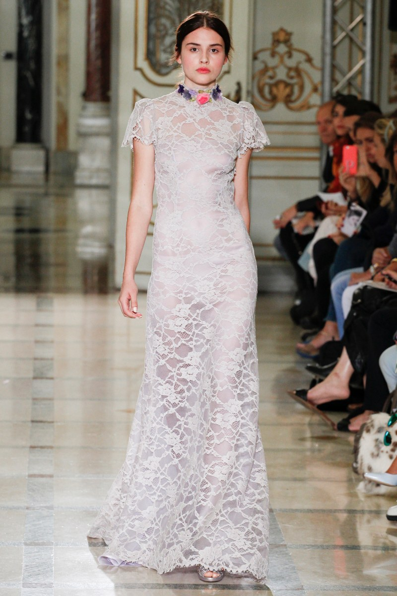 Luisa Beccaria Ready To Wear SS 2016 MFW (32)