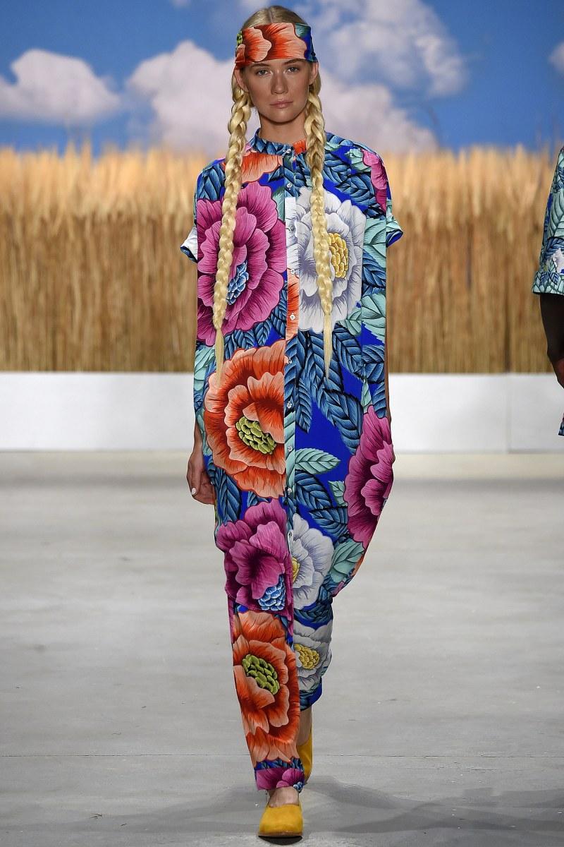 Mara Hoffman Ready To Wear SS 2016 NYFW (17)