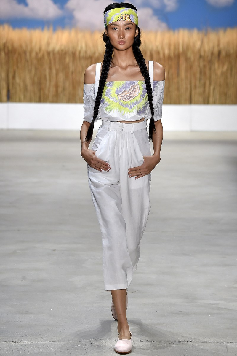 Mara Hoffman Ready To Wear SS 2016 NYFW (19)