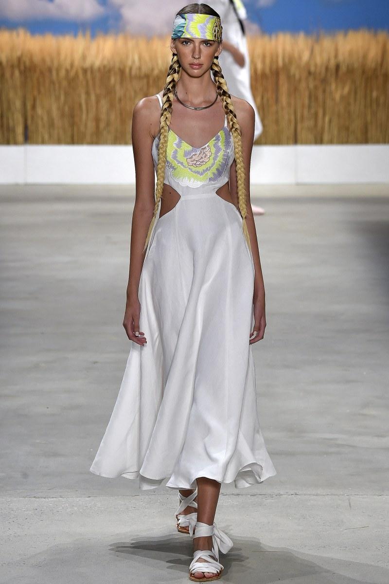Mara Hoffman Ready To Wear SS 2016 NYFW (21)