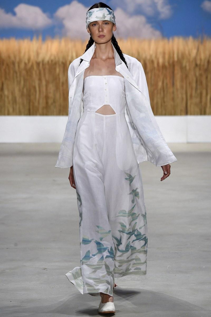 Mara Hoffman Ready To Wear SS 2016 NYFW (3)