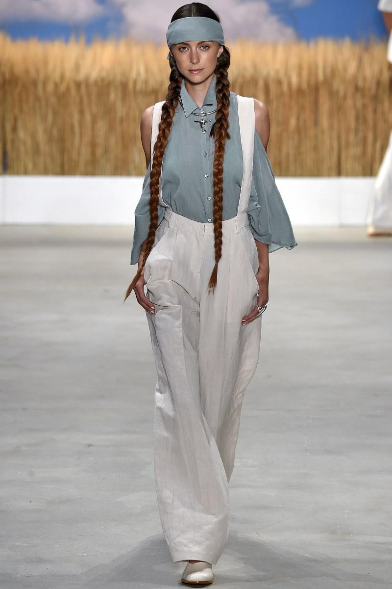 Mara Hoffman Ready To Wear SS 2016 NYFW (30)