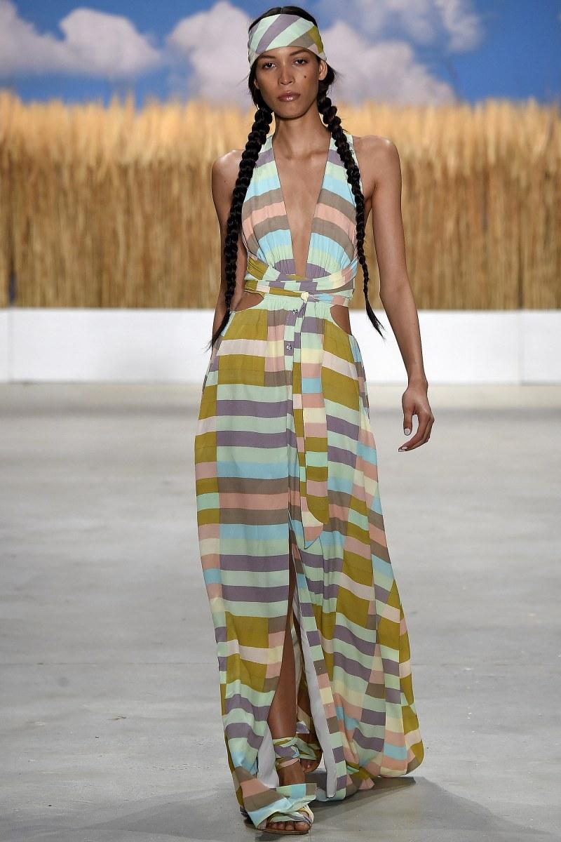 Mara Hoffman Ready To Wear SS 2016 NYFW (35)