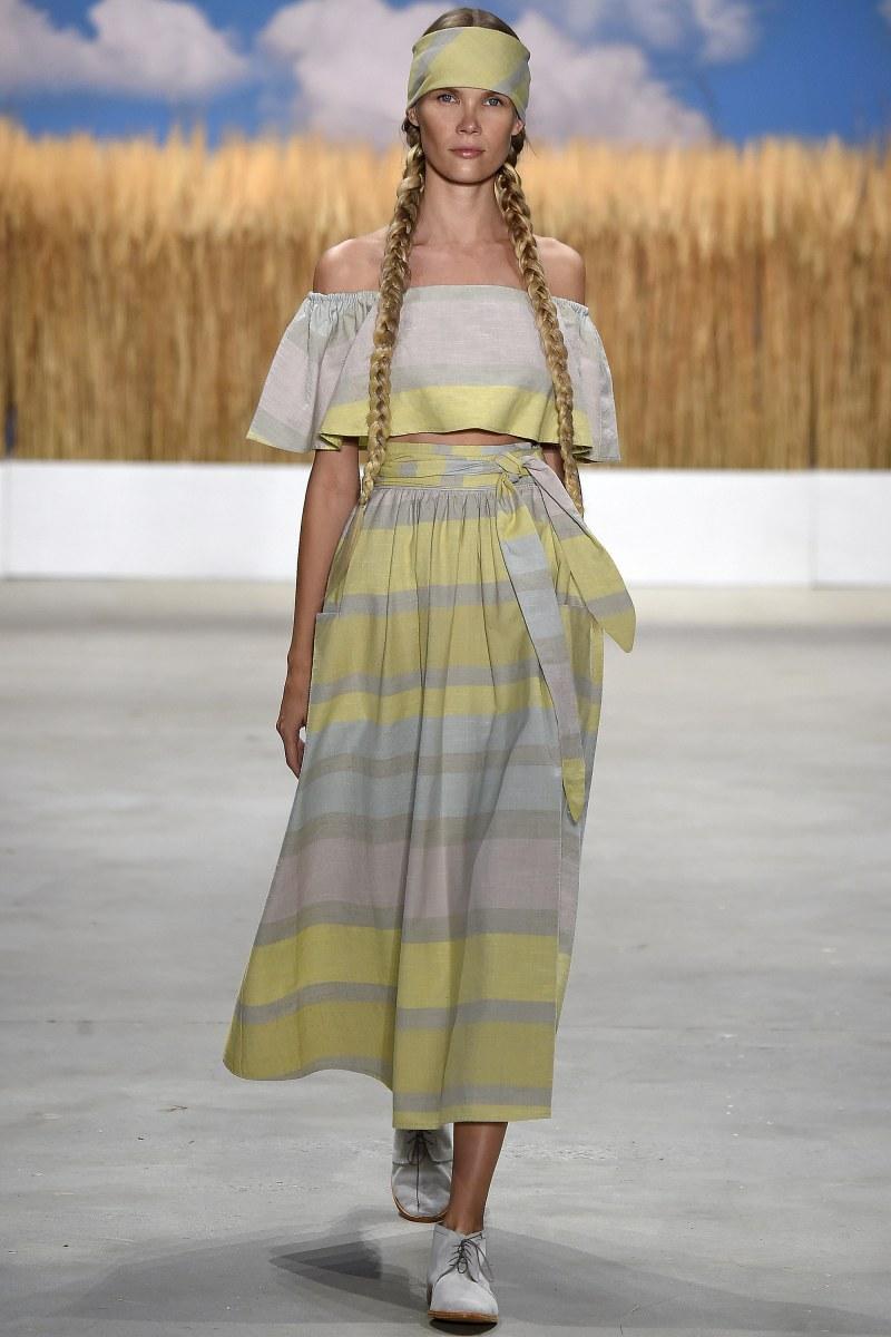 Mara Hoffman Ready To Wear SS 2016 NYFW (39)