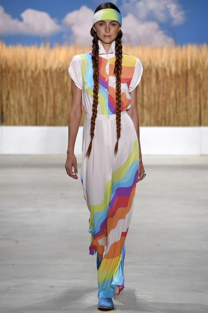 Mara Hoffman Ready To Wear SS 2016 NYFW (6)