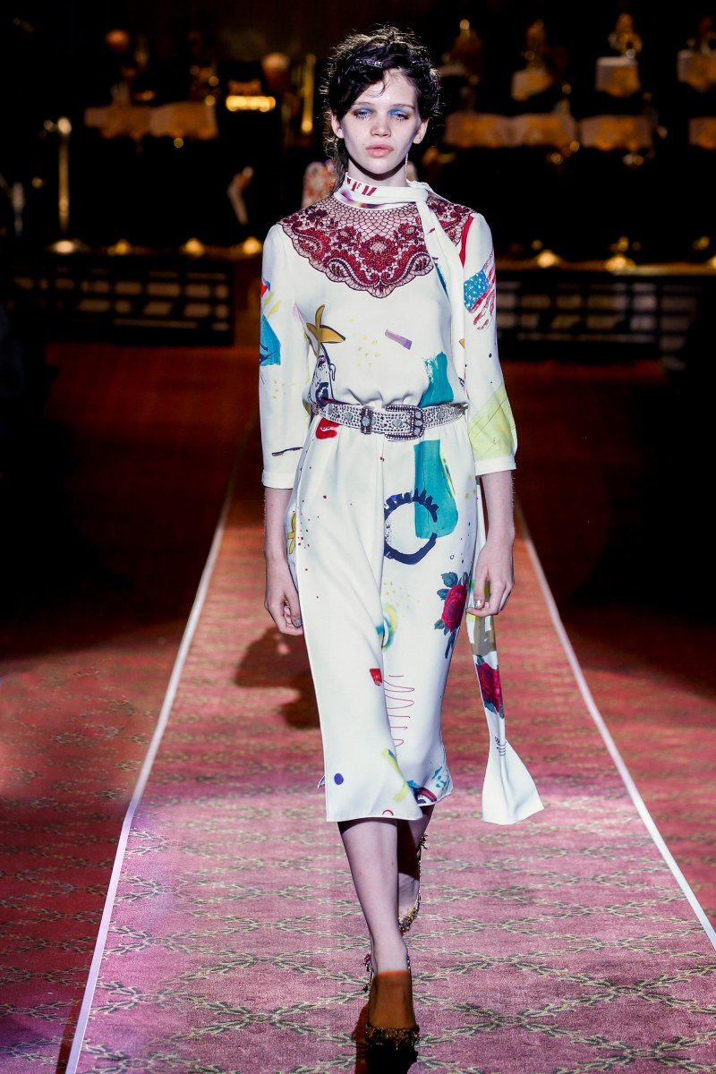 Marc Jacobs Ready To Wear SS 2016 NYFW (11)