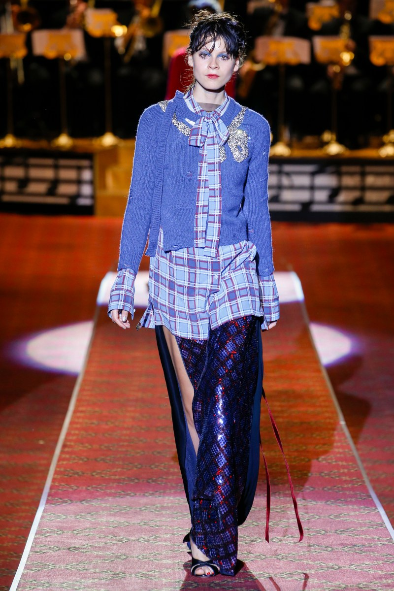 Marc Jacobs Ready To Wear SS 2016 NYFW (4)