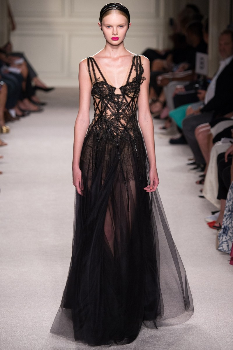 Marchesa Ready To Wear SS 2016 NYFW  (1)