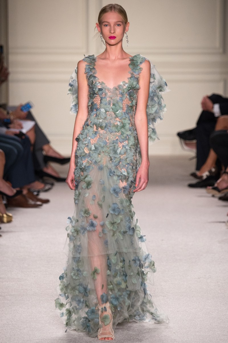 Marchesa Ready To Wear SS 2016 NYFW  (23)