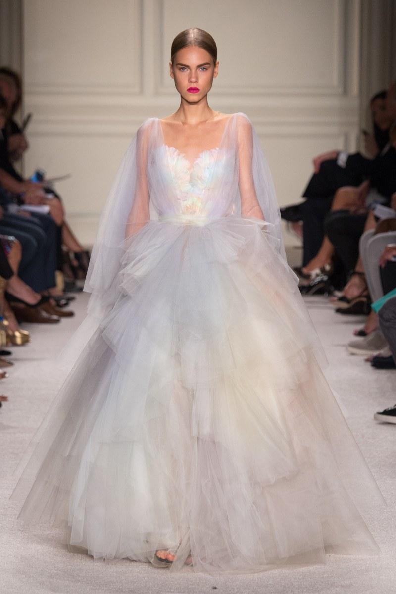 Marchesa Ready To Wear SS 2016 NYFW  (33)