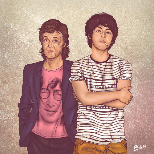 Me & MY OTHER ME by artist Fulvio Obregon (5)