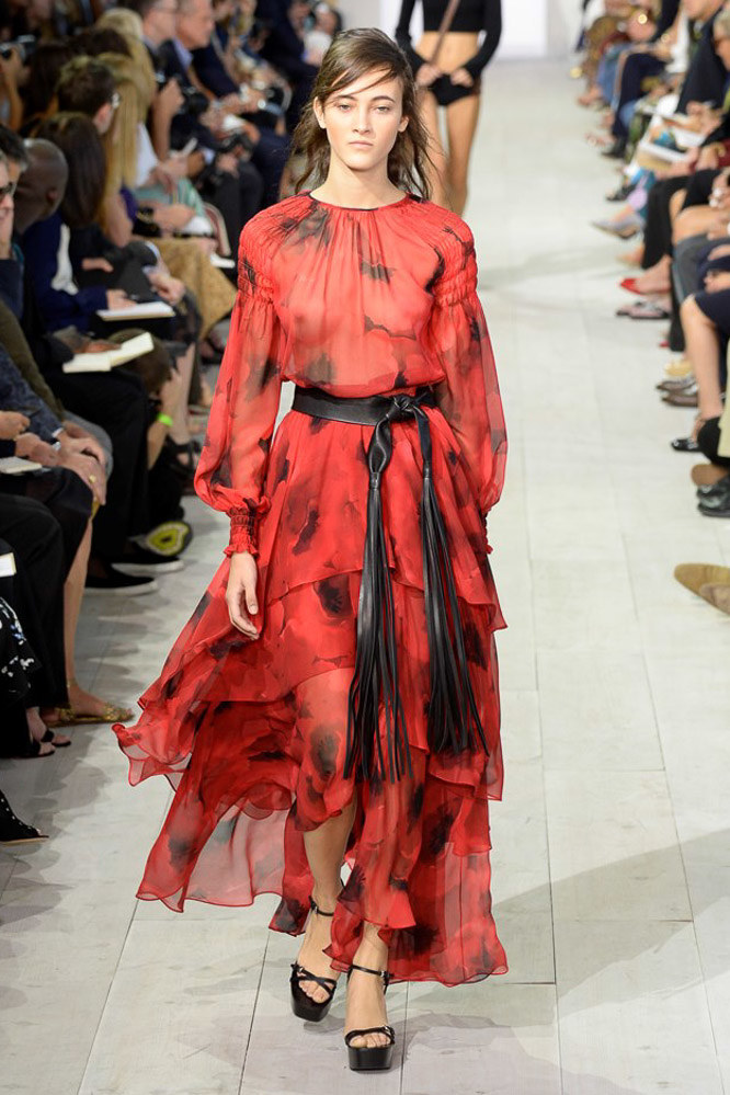 Michael Kors Ready To Wear SS 2016 NYFW