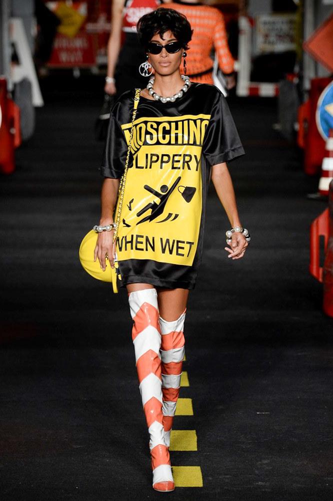 Moschino Ready To Wear SS 2016 MFW (26)