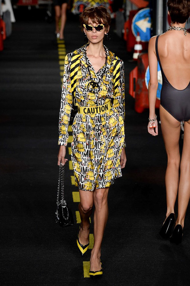 Moschino Ready To Wear SS 2016 MFW (36)