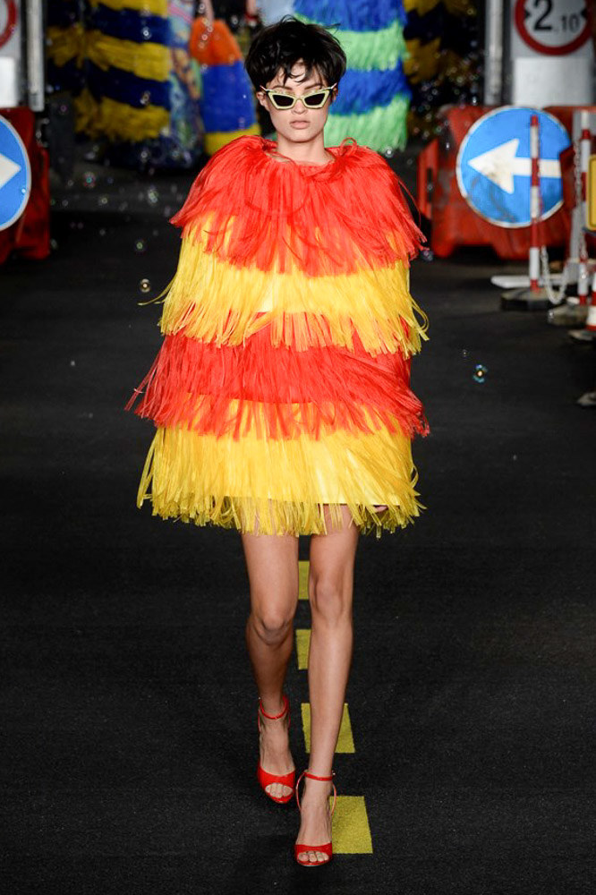 Moschino Ready To Wear SS 2016 MFW (52)