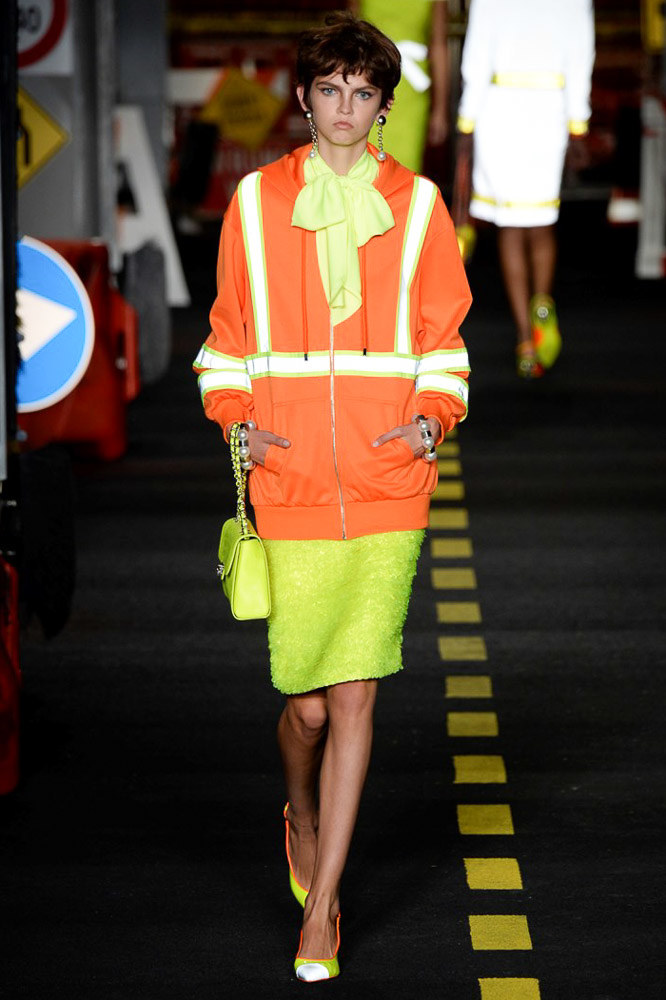 Moschino Ready To Wear SS 2016 MFW (9)