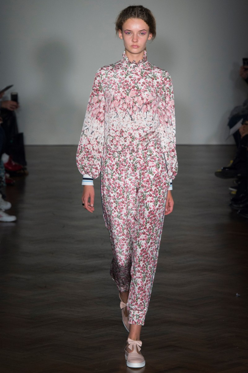 Mother of Pearl Ready To Wear SS 2016 LFW (2)
