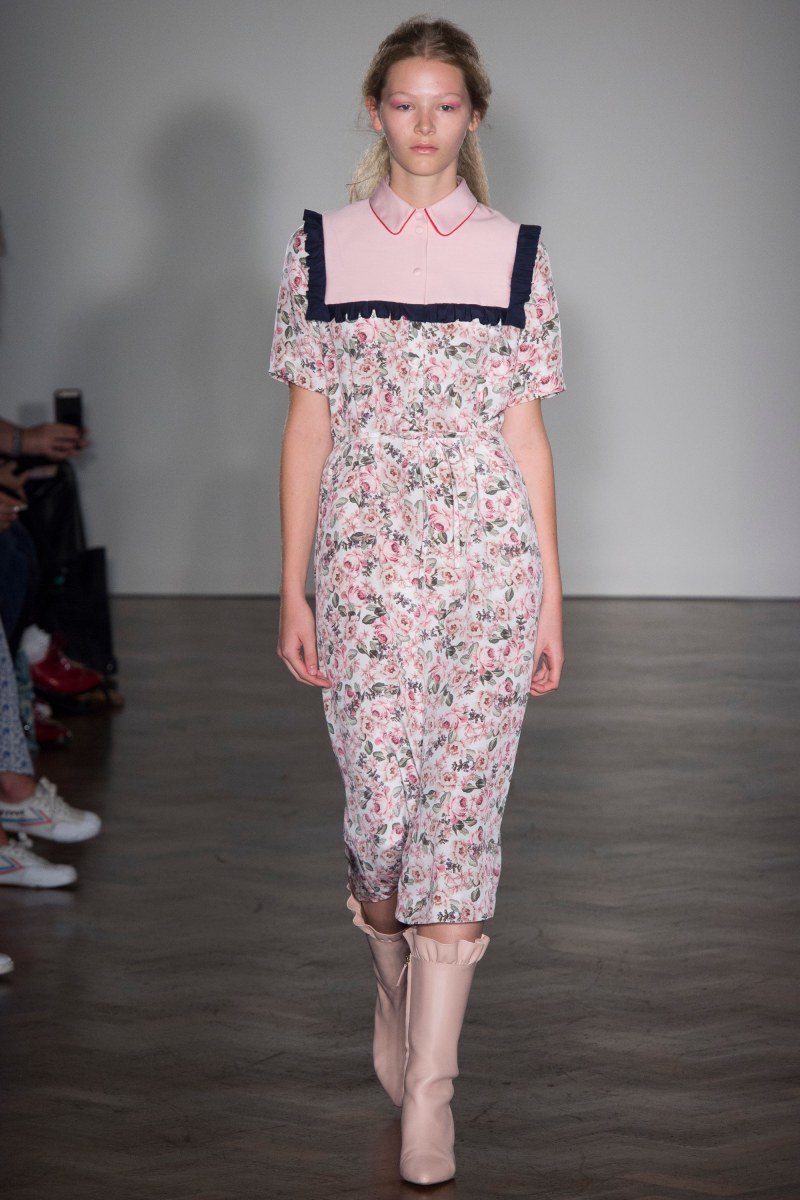 Mother of Pearl Ready To Wear SS 2016 LFW (4)