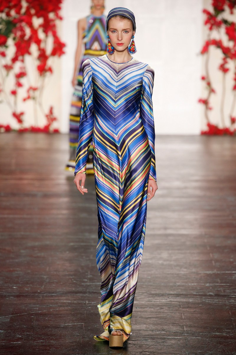 Naeem Khan Ready To Wear SS 2016 NYFW (13)