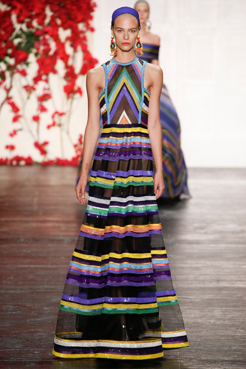 Naeem Khan Ready To Wear SS 2016 NYFW (14)