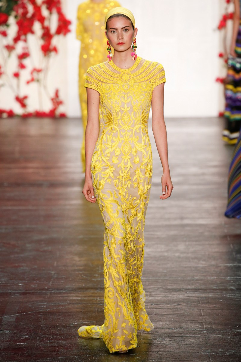 Naeem Khan Ready To Wear SS 2016 NYFW (16)