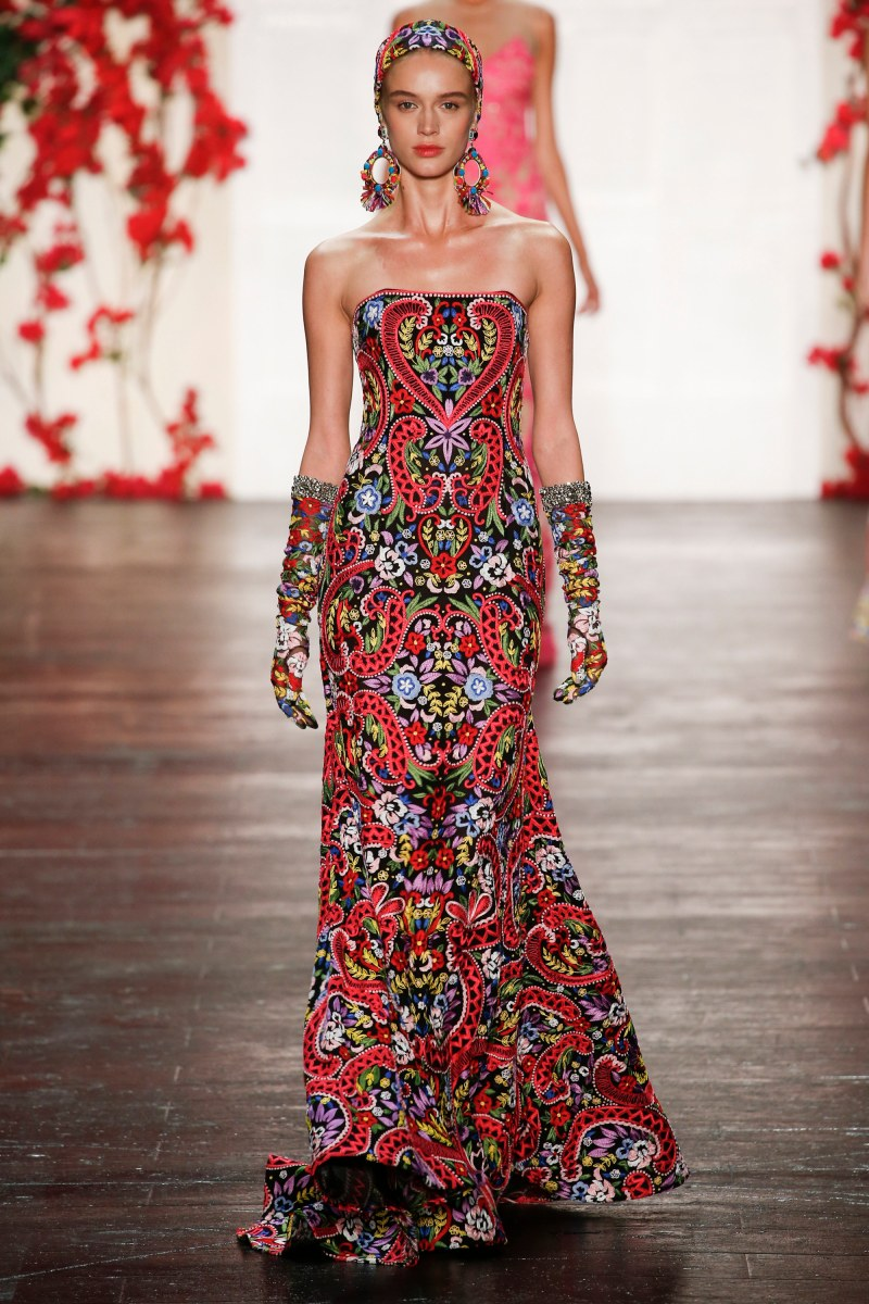 Naeem Khan Ready To Wear SS 2016 NYFW (4)