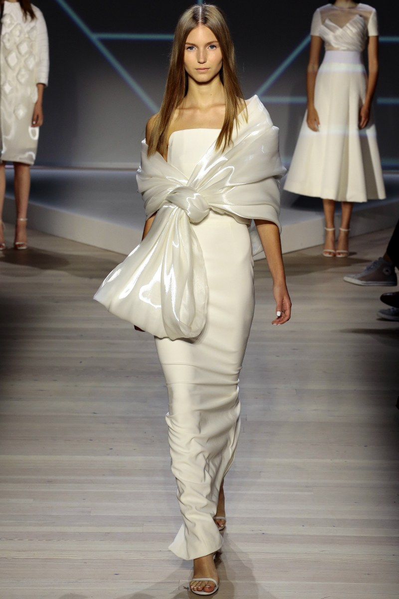 Pamella Roland Ready To Wear SS 2016 NYFW (1)