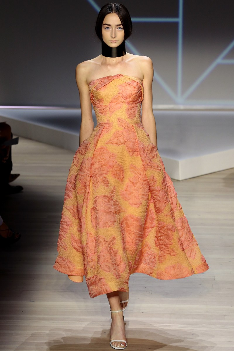 Pamella Roland Ready To Wear SS 2016 NYFW (10)