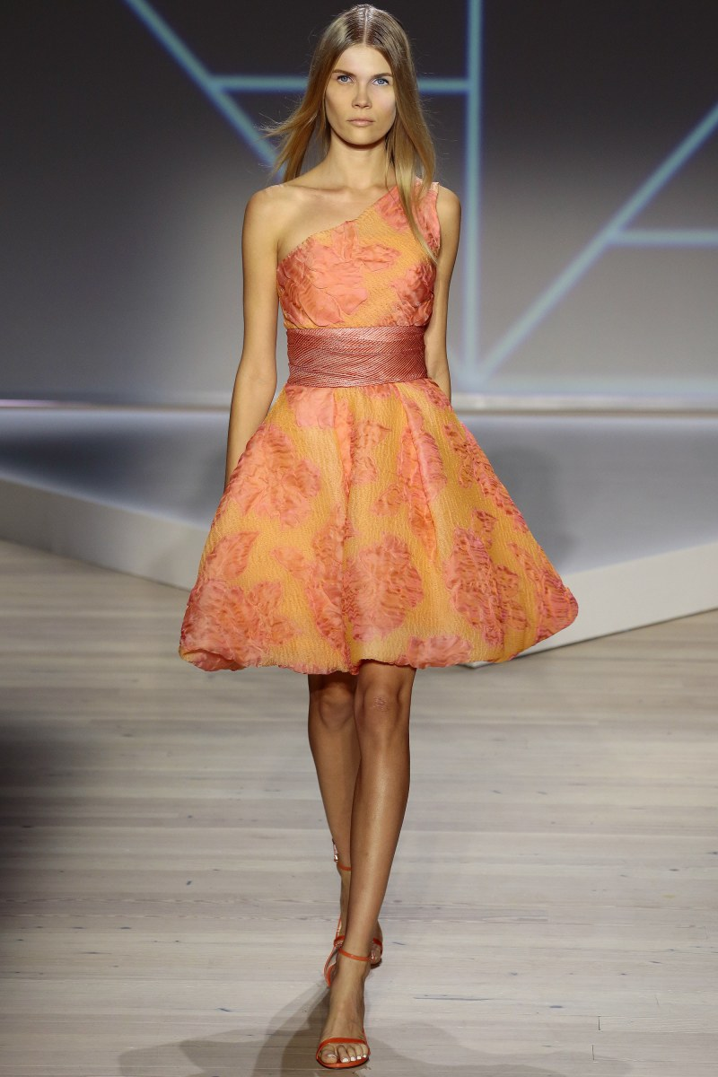 Pamella Roland Ready To Wear SS 2016 NYFW (12)
