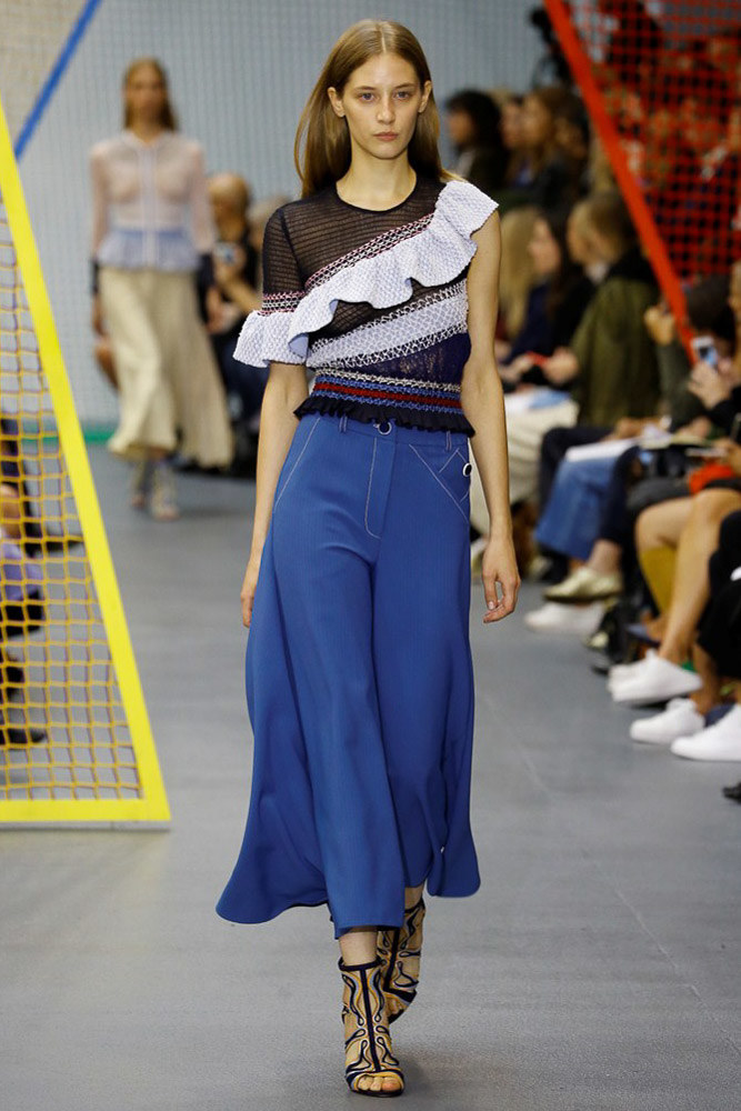 Peter Pilotto Ready To Wear SS 2016 LFW (12)