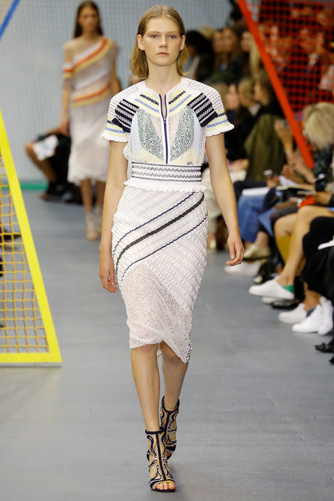Peter Pilotto Ready To Wear SS 2016 LFW (19)