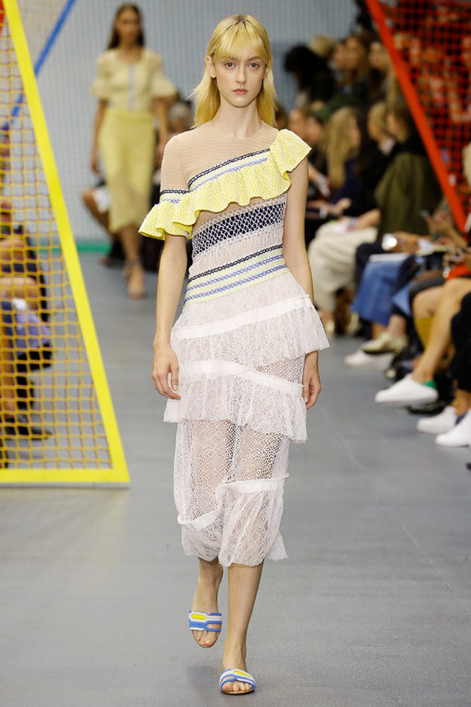Peter Pilotto Ready To Wear SS 2016 LFW