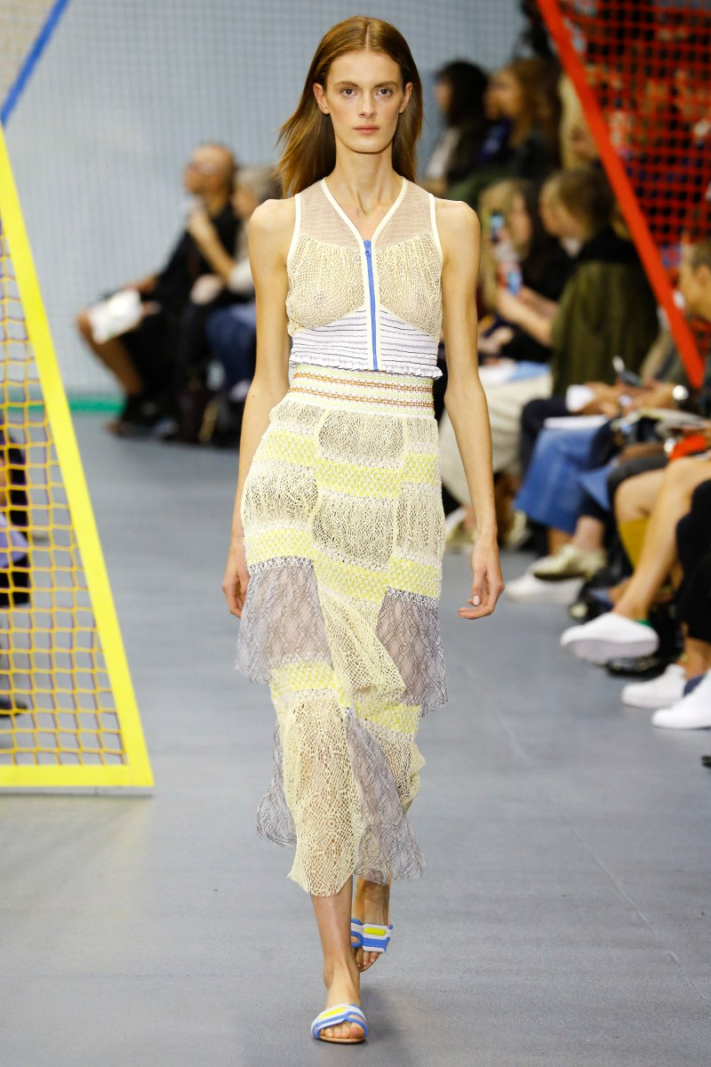Peter Pilotto Ready To Wear SS 2016 LFW (24)