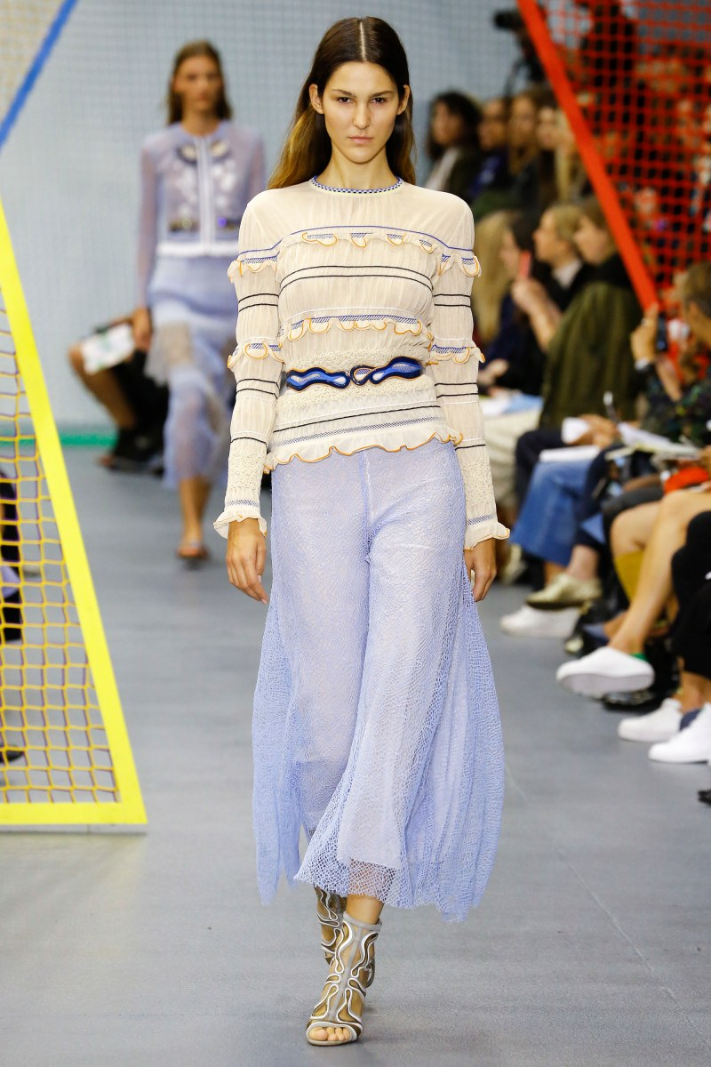 Peter Pilotto Ready To Wear SS 2016 LFW (25)