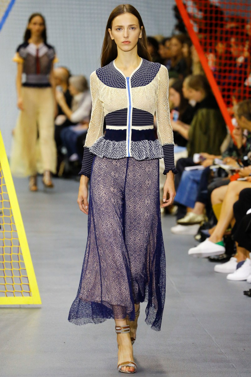 Peter Pilotto Ready To Wear SS 2016 LFW (29)