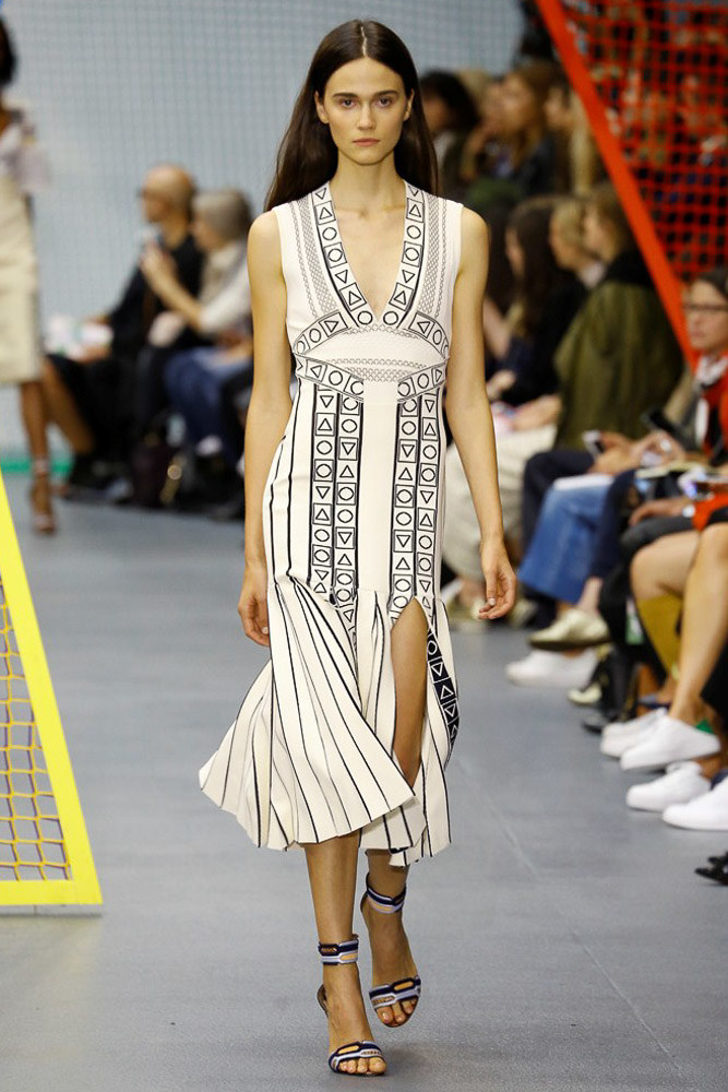 Peter Pilotto Ready To Wear SS 2016 LFW (6)