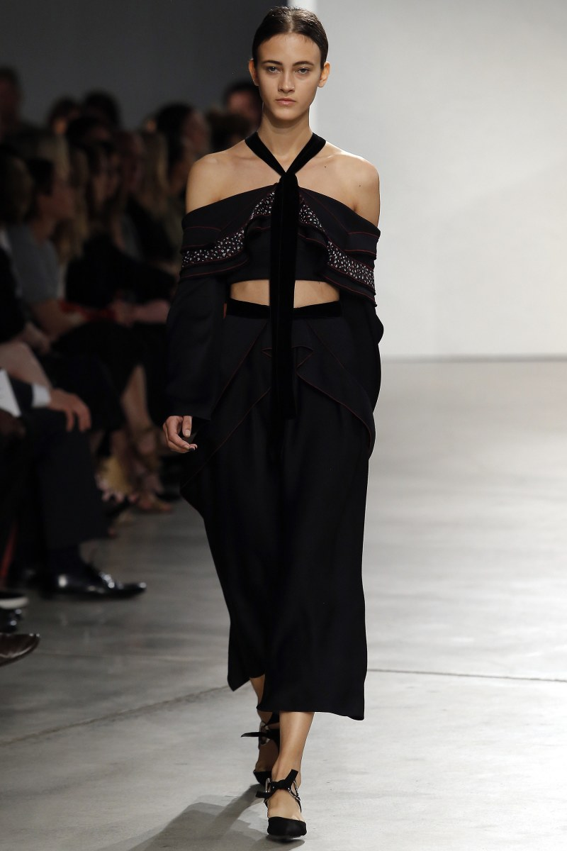Proenza Schouler Ready To Wear SS 2016 NYFW (19)