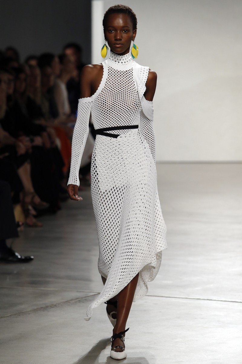 Proenza Schouler Ready To Wear SS 2016 NYFW (28)