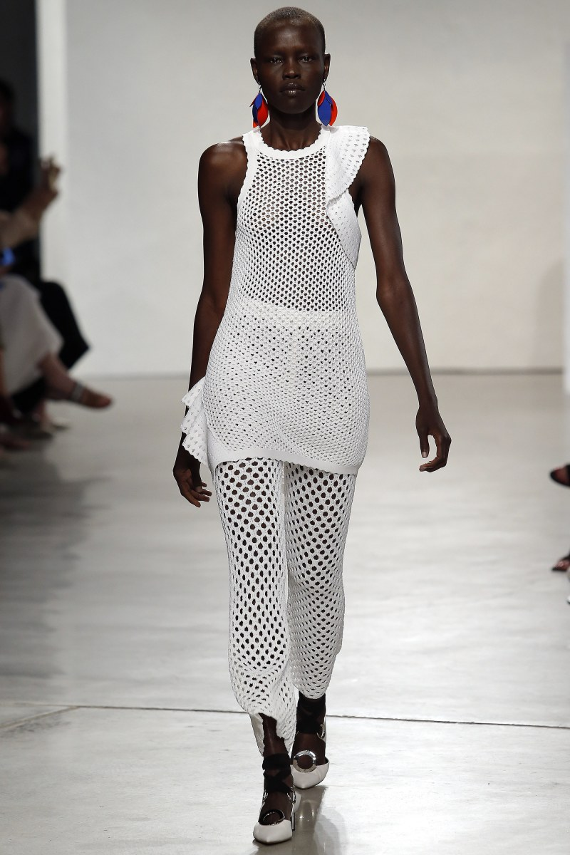 Proenza Schouler Ready To Wear SS 2016 NYFW (29)