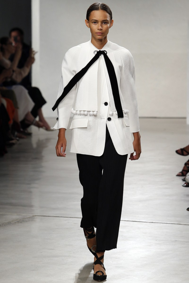 Proenza Schouler Ready To Wear SS 2016 NYFW (3)