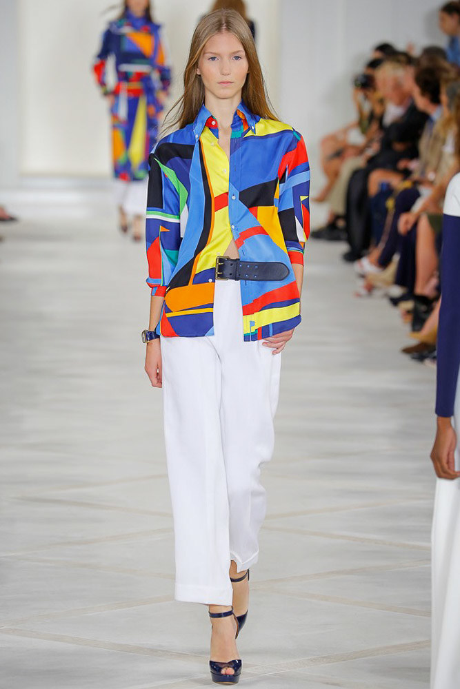 Ralph Lauren Ready To Wear SS 2016 NYFW (17)